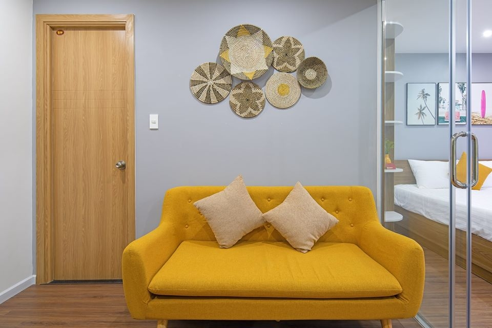 1 Bedroom Studio Apartment Near My Khe Beach Da Nang
